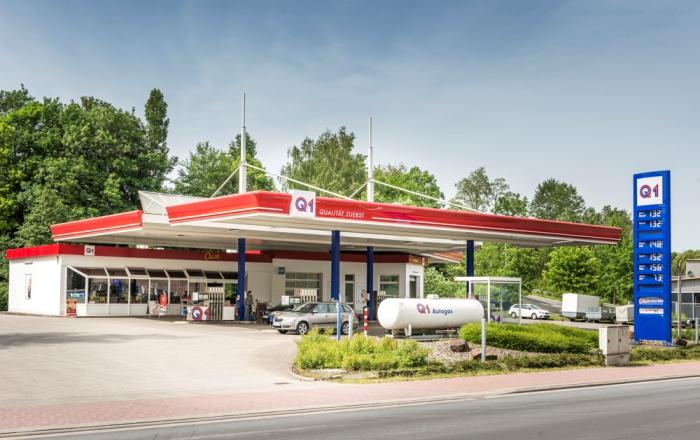 Produktfeld Tankstellen