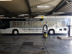 Beschriftungen - Bellheim
