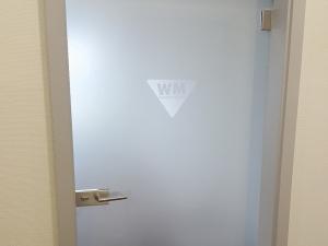 Beschritungen - W&M Tür