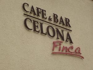 Einzelbuchstaben - Bar Celona