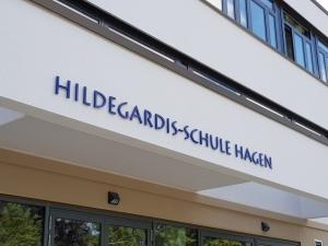 Einzelbuchstaben - Hildegardis