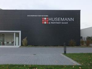 Einzelbuchstaben - Husemann