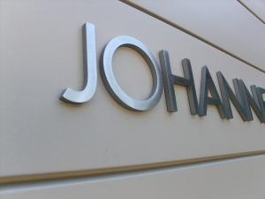 Einzelbuchstaben - Johannes
