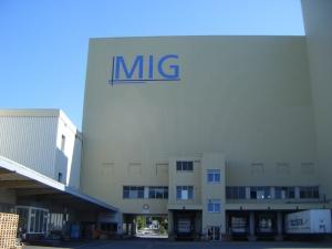 Einzelbuchstaben-MIG