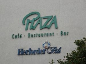 Einzelbuchstaben - Plaza