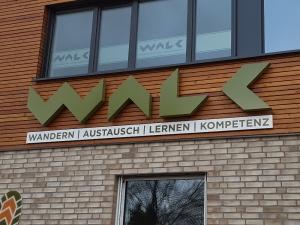 Einzelbuchstaben - Walk