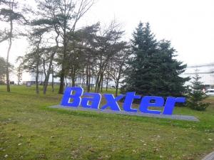 Leuchtbuchstaben - Baxter