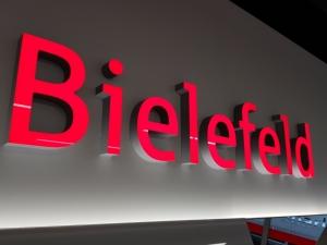 Leuchtbuchstaben - Bielefeld