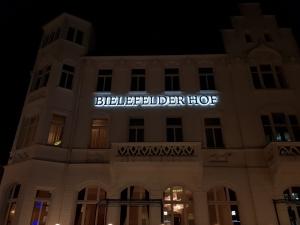 Leuchtbuchstaben - Bielefelder Hof2