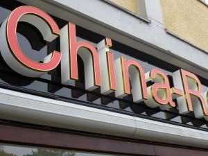 Leuchtbuchstaben - China Restaurant