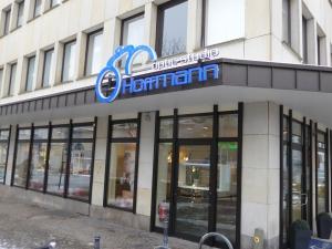 Leuchtbuchstaben - Hoffmann