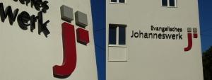 Leuchtbuchstaben - Johanneswerk 2