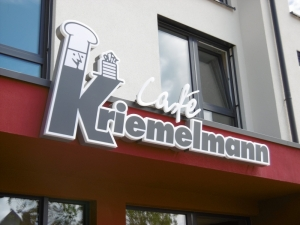 Leuchtbuchstaben - Kriemelmann