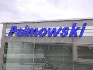 Leuchtbuchstaben - Palmowski