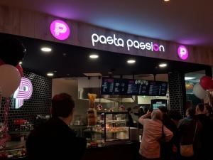 Leuchtbuchstaben - Pasta Passion 2