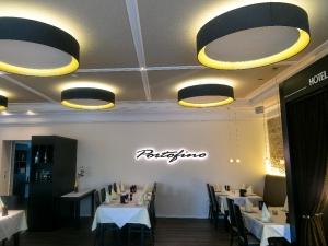 Leuchtbuchstaben - Portofino Innen