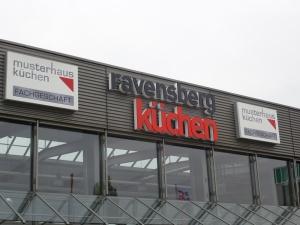 Leuchtbuchstaben - Ravensberg Küchen