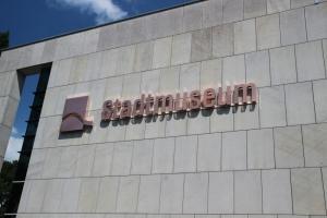 Leuchtbuchstaben - Stadtmuseum