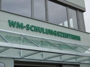Einzelbuchstaben - WM Schulungszentrum