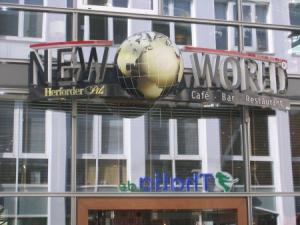 Sonderanlagen - New World