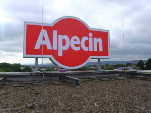 Spanntuchanlagen - Alpecin 2