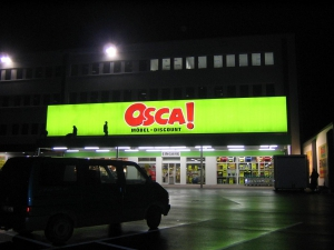 Spanntuchanlagen - Osca