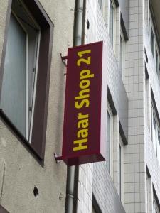 Transparente - Haar Shop 21